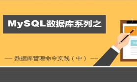 **老男孩MySQL数据库第四部-数据库管理命令实践(中)