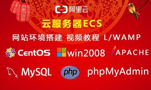 阿里云服务器ECS网站环境搭建LAMPA,WAMP视频课程