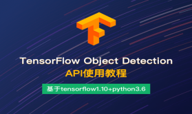 Tensorflow Object Detection API 实战教程 宠物与手势识别视频课程