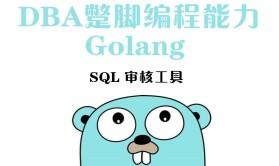 DBA蹩脚编程能力:sql审核工具-blingbling视频课程