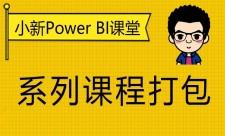 小新Power BI系列课程-语文老师全唐诗套餐