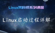 linux启动过程详解