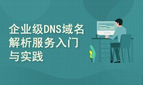 标杆徐全新Linux云计算运维系列⑫ :企业级DNS域名解析服务入门与实践