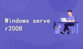 Windows server 2008工具