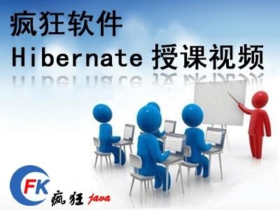 疯狂软件Hibernate视频教程
